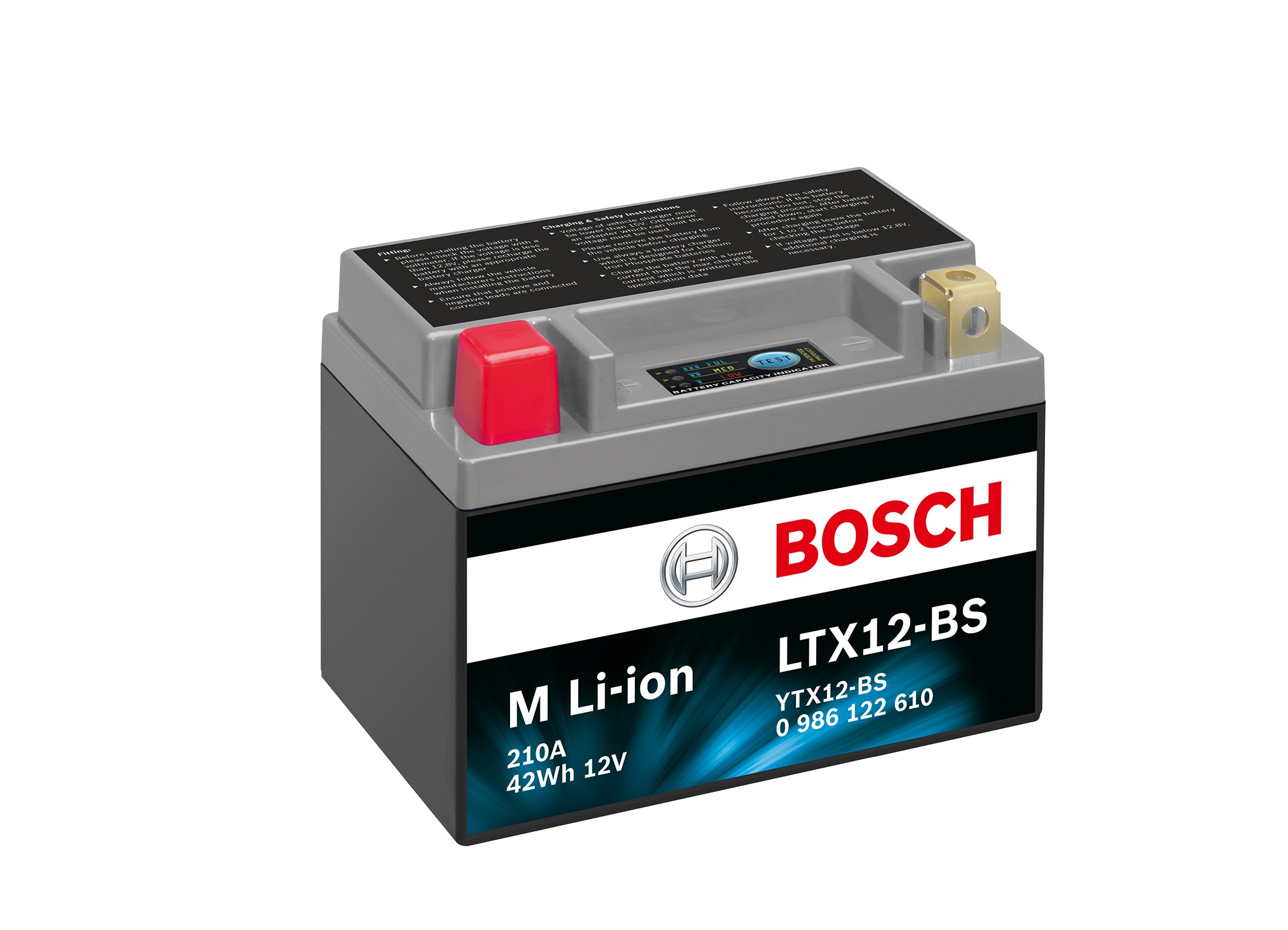 BOSCH LITIO
