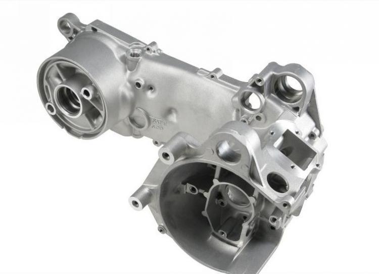 MF 95 16720 CRANKCASE COMPLETE MOTOFORCE MINARELLI SHORT