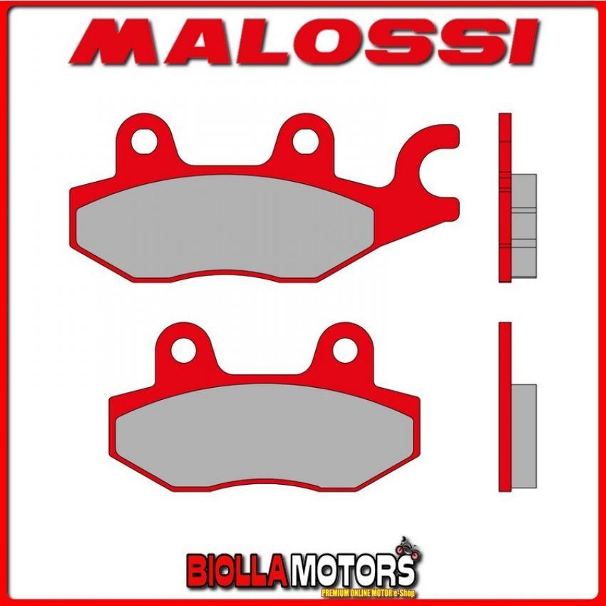 6215078 PASTIGLIE FRENO MALOSSI MHR WT MOTORS BILBAO 50 4T (PEDA 139QMB) - -