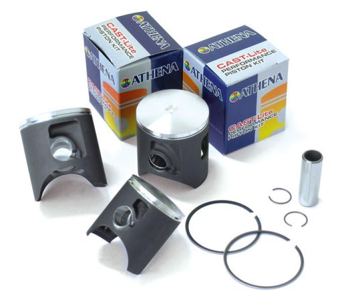 Diametro Spinotto 12 Athena 080000//1 Kit Cilindro in Alluminio Diametro 47.6 mm 70 CC