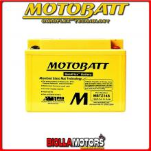 MBTZ14S BATTERIA MOTOBATT YTZ12S-BS AGM E06045 YTZ12SBS MOTO SCOOTER QUAD CROSS