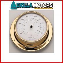 2400212 TERMOIGROMETRO CP D110 OTTONE Strumenti Meteo Sea View 85/110 Gold