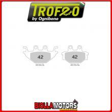 43004200 PASTIGLIE FRENO ANTERIORE OE KYMCO ATV KXR 250 2003-2004 250CC [ORGANICHE]