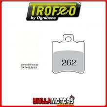 43026201 PASTIGLIE FRENO ANTERIORE OE BETA ARK 50 all models 1996- 50CC [SINTERIZZATE]