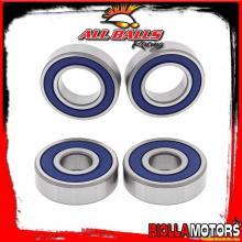 25-1708 KIT CUSCINETTI RUOTA POSTERIORE Ducati Monster 600 600cc 2001- ALL BALLS