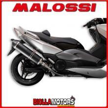 3217721 MARMITTA MALOSSI MAXI WILD LION YAMAHA T MAX 500 IE 4T LC 2008->2011 - -