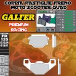 FD135G1651 PASTIGLIE FRENO GALFER PREMIUM ANTERIORI GILERA RUNNER 50 SP 05-05