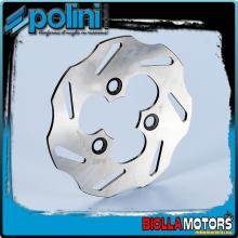 175.0057 DISCO FRENO POLINI GILERA EASY MOVING 50 D.155