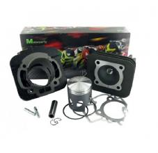 9931250 CYLINDER KIT TOP TROPHY 70CC D.48 APRILIA SPORTCITY ONE STREET 50 2T euro 2 SP.12 GHISA
