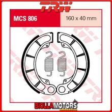MCS806 GANASCE FRENO POSTERIORE TRW Honda CB 500 1994-1996 [ORGANICA- ]
