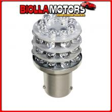 58440 PILOT 12V LAMPADA MULTI-LED 36 LED - (P21W) - BA15S - 1 PZ - D/BLISTER - ARANCIO