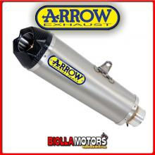 71793PK+71793PK TERMINALE ARROW WORKS HUSQVARNA Nuda 900 2012-2013 TITANIO/CARBONIO + COLLETTORE RACING