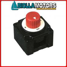 2103024 DEVIATORE MINI KNOB 250A Deviatore Staccabatterie Mini Knob 250A