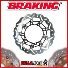 WK123R DISCO FRENO ANTERIORE DX BRAKING HONDA CBR R 250cc 2011-2013 WAVE FLOTTANTE