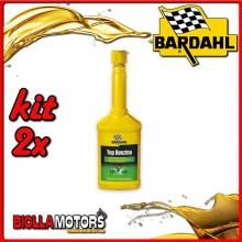 KIT 2X 250ML BARDAHL TOP BENZINA ADDITIVO PER INIETTORI 250 ML - 2x 107019