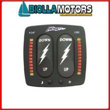 4723539 COMANDO BOLT BCI8000 W/INDICATOR< Comando BCI8000 LED Rocker Bolt Bennett