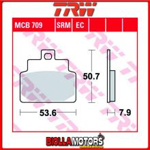 MCB709SRM PASTIGLIE FRENO ANTERIORE TRW Aprilia SR 125 Racing 1999-2002 [SINTERIZZATA- SRM]