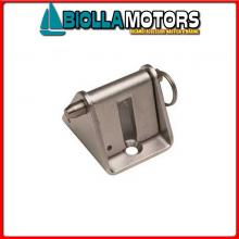 1136006 CHAIN STOP 6/8 INOX Bloccacatena Chain Stopper