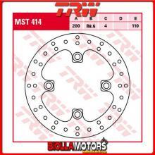 MST414 DISCO FRENO ANTERIORE TRW Suzuki LTA 700 KingQuad 2005-2007 [RIGIDO - ]