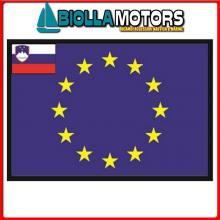 3401630 BANDIERA SLOVENIA UE 30X45CM Bandiera Slovenia UE