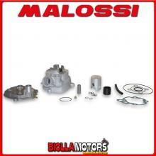 3112199 GRUPPO TERMICO MALOSSI 50CC D.40,3 APRILIA RS 50 2T LC (MINARELLI AM 3 > 6) ALLUMINIO H2O SP.12