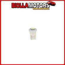 98237 LAMPA 24/28V HYPER-LED 3 - 1 SMD X 3 CHIPS - (T10) - W2,1X9,5D - 2 PZ - D/BLISTER - BIANCO - DOPPIA POLARIT?