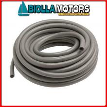 4036004 TUBO 8MM RV SILVER 25M Tubo Carburante Fuel-GreyFlex