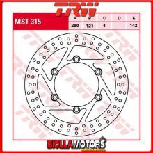 MST315 DISCO FRENO ANTERIORE TRW Suzuki DR 650 SE 1996-2000 [RIGIDO - ]