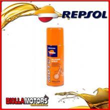 RP716E98 400ML OLIO REPSOL MOTO SILICONE SPRAY 400ML