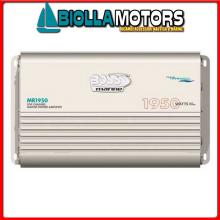 5640116 AMPLIFICATORE BOSS MARINE MR1950 Amplificatore BOSS MR1950 300W x4
