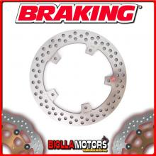 RF7519 DISCO FRENO POSTERIORE BRAKING BMW HP4 1000cc 2013-2014 FISSO