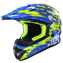 441960B CASCO CROSS NOEND CRACKED BAMBINO BLU YL