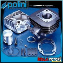 142.0148 CILINDRO POLINI 50CC D.40 PEUGEOT ZENITH 50 GHISA ARIA CORSA 39,1