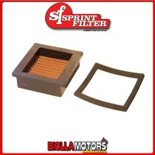 PM34S FILTRO ARIA SPRINTFILTER YAMAHA T - MAX 2001-2007 500CC RACING SPORTIVO LAVABILE