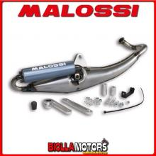 KYMCO PEOPLE 50 2T APPROVED EXHAUST MALOSSI 3217170 FLIP