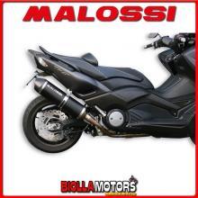 3216407 MARMITTA MALOSSI OMOLOGATA YAMAHA T MAX 530 IE 4T LC 2012->2014 (J409E)
