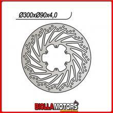 659801 DISCO FRENO ANTERIORE NG APRILIA RS 50CC 2006/2013 801 Turbine 300-101,5-90-4-6