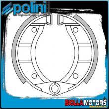 176.0151 CEPPI FRENO POLINI D.90X18 (con molle) BENELLI MOTORELLA 50, G2, G2L