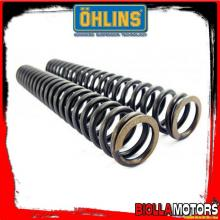 08761-95 SET MOLLE FORCELLA OHLINS DUCATI 1098 (FORCELLA SHOWA) 2008-09 SET MOLLE FORCELLA