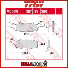 MCB682SV PASTIGLIE FRENO ANTERIORE TRW Kawasaki ZRX 400 1996-1997 [SINTERIZZATA- SV]
