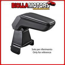 56428 LAMPA ARMSTER S, BRACCIOLO SU MISURA - NERO - FIAT PANDA (STAFFA IN METALLO) (02/12>)
