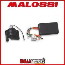 559207 CENTRALINA MALOSSI DIGITALE DERBI GP1 50 2T LC PVM AD ANTICIPO FISSO -