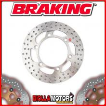 HO07FI DISCO FRENO ANTERIORE DX BRAKING HERO GLAMOUR (Rear Drum Model) 125cc 2011-2012 FISSO