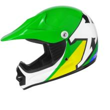 ESA 441839H CASCO CROSS BIMBO X2 TNT FASHION BRASILE S