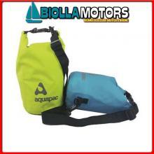 3030466 AQUAPAC DRYBAG TRAILPROOF 70L GREEN 737 Sacca Impermeabile Aquapac Drybag
