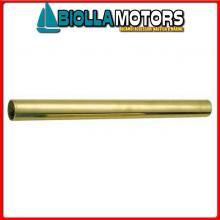 490205006 TUBO ASTUCCIO D50X600 57/71 OTTONE Tubi per Astucci Porta Elica