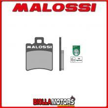 6215007BB COPPIA PASTIGLIE FRENO MALOSSI Anteriori BETA ARK 50 2T LC SPORT Anteriori - Posteriori - per veicoli PRODOTTI 1996 --