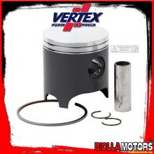 22339 PISTONE VERTEX 60,55mm 2T PIAGGIO Hexagon, Water cooling - 150cc (2 segmenti)