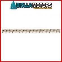 3170012100 CORDA ELASTICA 12MM-100MT Corda Elastica Bianca