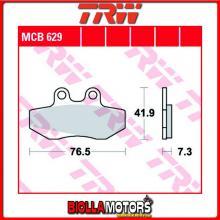 MCB629 PASTIGLIE FRENO ANTERIORE TRW Motorhispania RX 50 Racing 2000- [ORGANICA- ]